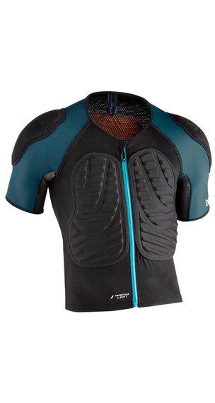 bluegrass Tuatara Back and Shoulders D30 - Protection buste - noir